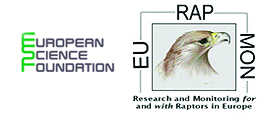 EURAPMON - European Raptor Monitoring Network - Research and Monitoring for and with Raptors in Europe